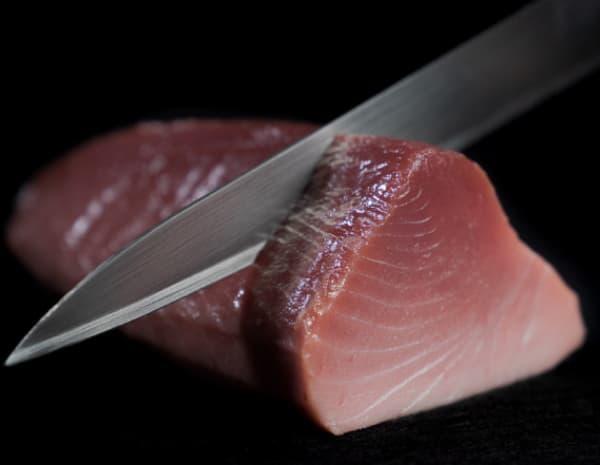 Tuna Cutting
