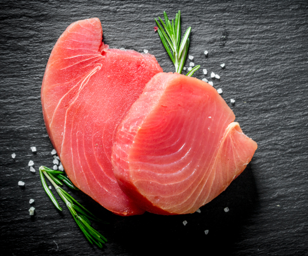 Southern Bluefin Tuna, Avocado and Mango Sushi
