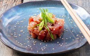 Seared Bluefin Tuna Tartare