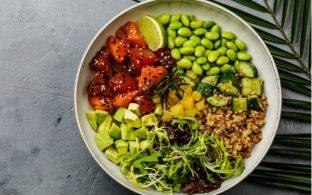 Southern Bluefin Tuna Salad Bowl