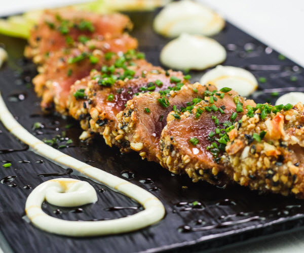 Southern Bluefin Tuna Tataki